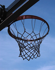 Basketball Hoop And Sports